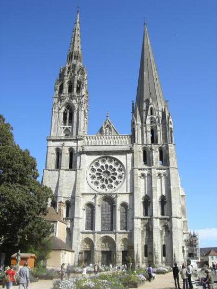 シャルトル大聖堂の画像 p1_26